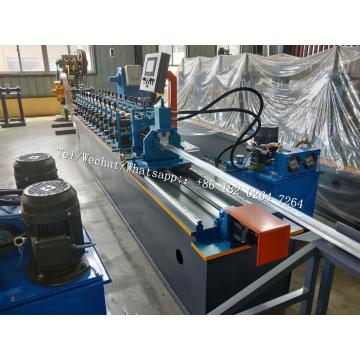 Drywall Metal Furring Channel Roll Forming Machine