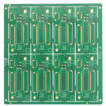 ENIG solder mask bridge circuit boards