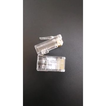 RJ45 plug 8P8C connector RJ45 CAT6A connector