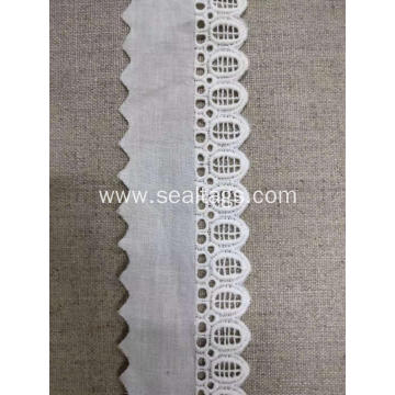 Thick Elegant cotton Lace Trims