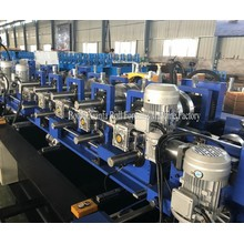 Europe style for C Type Purlin Forming Machine Quick Changeable C/Z Purlin Roll Forming Machine supply to Vietnam Importers
