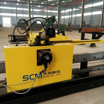 Bl2532 CNC High Speed Angle Drilling Marking Line
