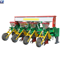 Agricultural no till maize seeding planting machine