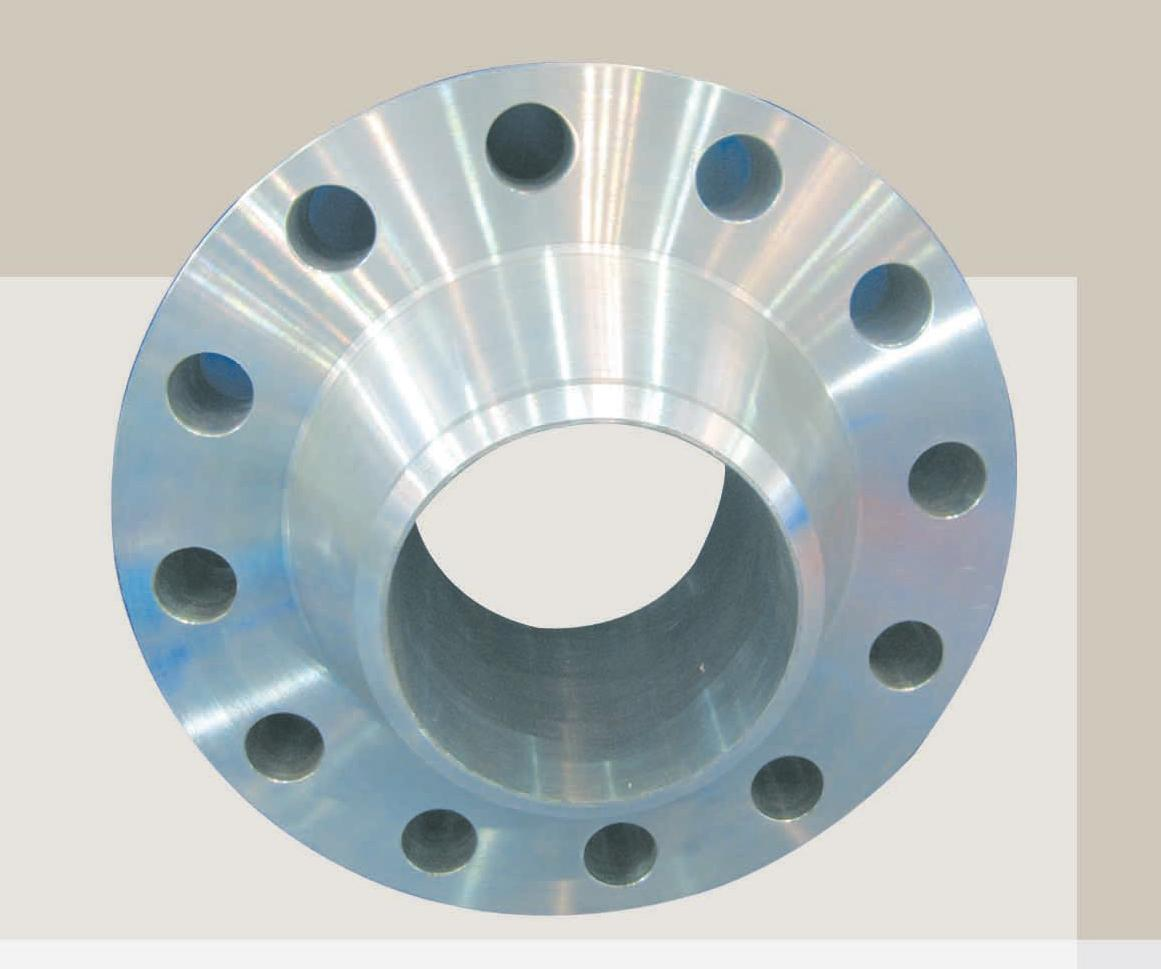 Forged Weld Reducing Steel A105 Flanges