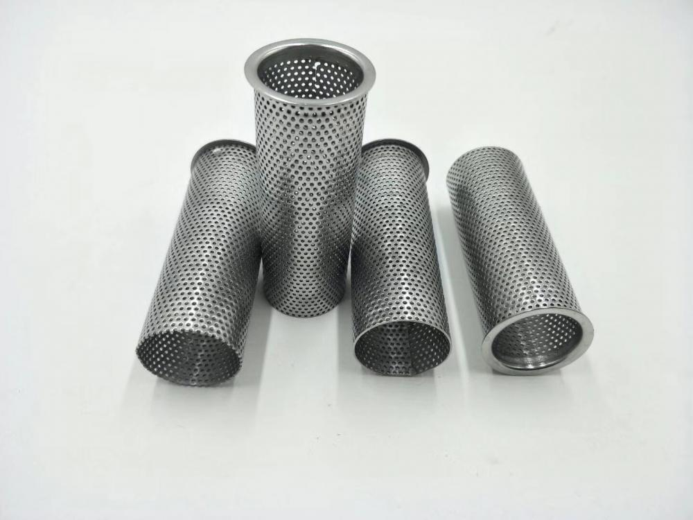 Ss Mesh Tubes Dripper Copper Coffee Filter