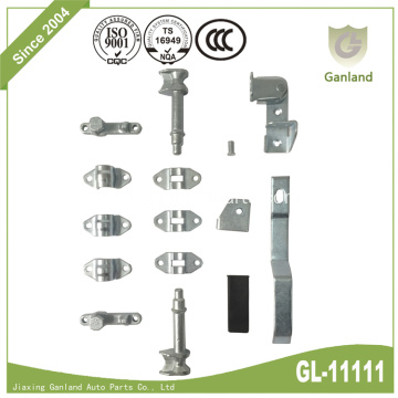 Steel Truck Rear Door Locking Gear