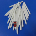 zirconia ceramic medical fiber optical rods shafts