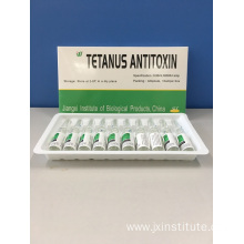 Customized for ATS Injection JS Tetanus Antitoxin Solution for Human export to Russian Federation Supplier