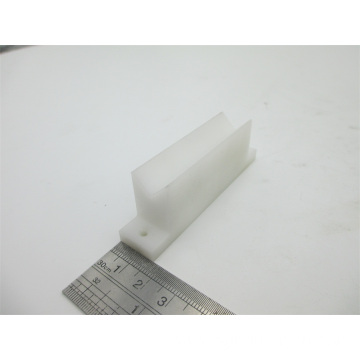 White POM Custom Plastic Parts