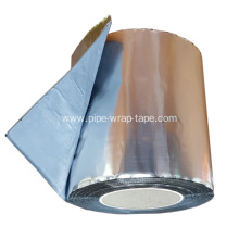 Factory source manufacturing for Aluminum Flashing Tape Aluminum Foil Waterproof Bitumen Adhesive Tape export to Egypt Exporter