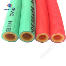 colored high burst pressure power spray hose