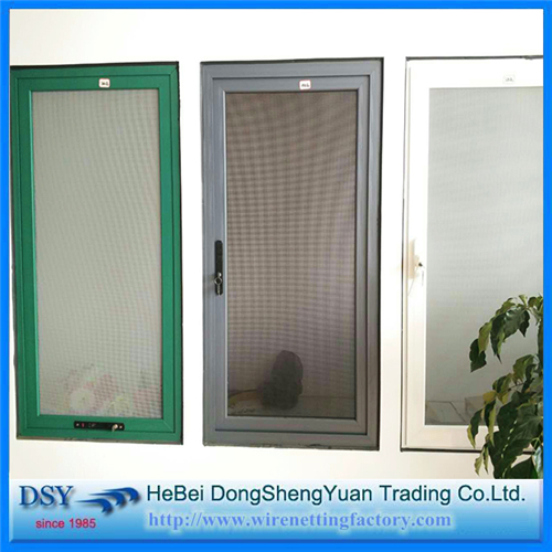 Aluminum Security Grille Window high quality
