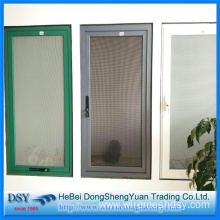 Top Quality for Expanded Wire Netting Hot Sale Aluminum Mosquito Netting export to Nepal Importers