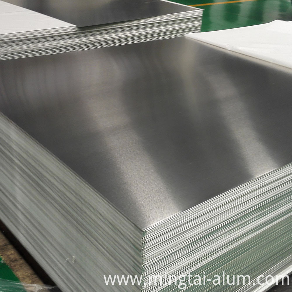 3003 aluminum sheet plate for building