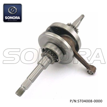 139QMA GY50 Crankshaft (P/N:ST04008-0000) Top Quality