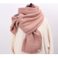 Imitation Cashmere Adult Thickening Shawl Scarf
