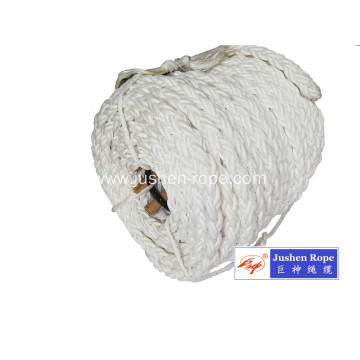 Polypropylene Polyester Mixed Battle Mooring Rope For Ships