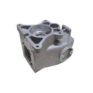 Factory supplied for Gravity Casting Aluminum Parts Customized Aluminum Casting Part supply to Heard and Mc Donald Islands Suppliers