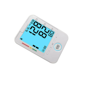 CE ISO Approved Aneroid Blood Pressure Meter