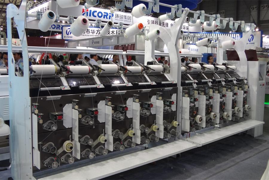 High Speed Precision Air Covering Winder