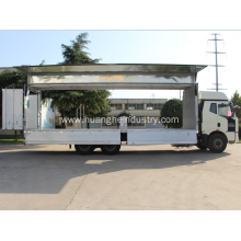 Hot sale for Wings Open Truck Wing Opening Vehicle Box Body Truck Semitrailer supply to Venezuela Factory