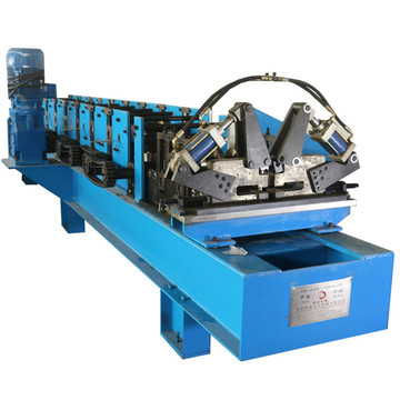 Double line two profile light keel making machine