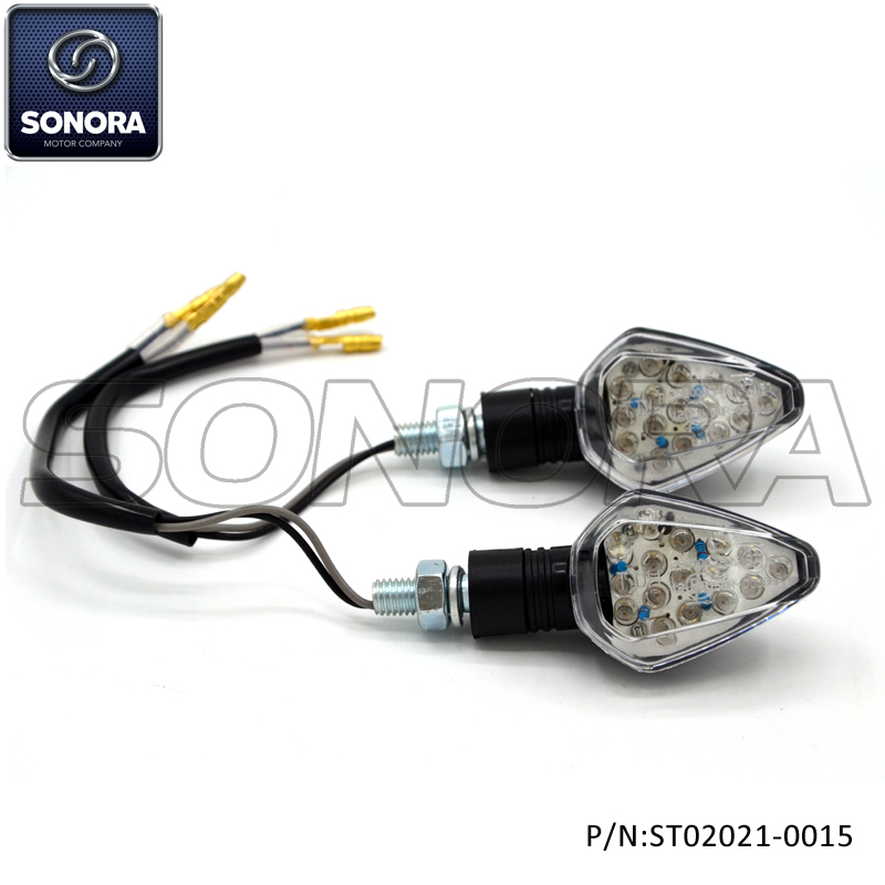 ST02021-0015 Plastic Shell, 16 LED E-mark LED Light (4)