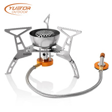 3000W Windproof Camping Stove Gas Cooker