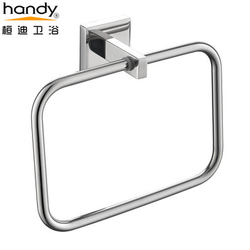 Bathroom Stainless Steel Towel Ring