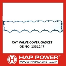 China Exporter for Rubber Sealing Gasket Caterpillar Valve Cover Gasket 1331247 supply to Uganda Factories