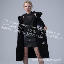 Australia Merino Shearling Overcoat For Women