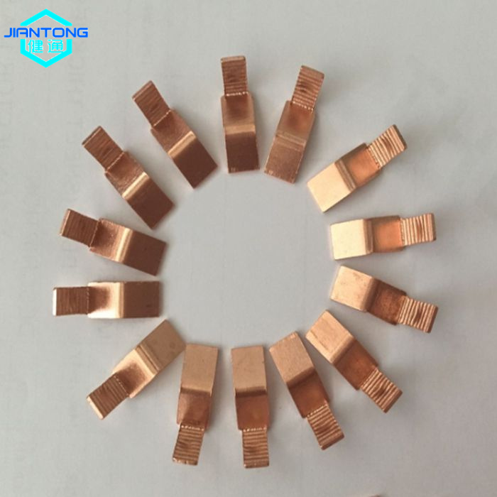 custom precision copper spring contact stamping parts (3)