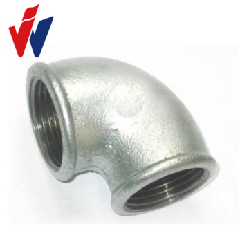 Short Lead Time for Malleable Iron Pipe Fitting Beaded Ribs Beaded type Galv. Malleable Iron Pipe Fitting export to French Polynesia Factory