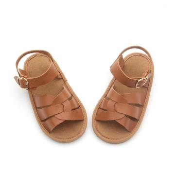 Leather Kids Sandals Soft Baby Boy Sandals