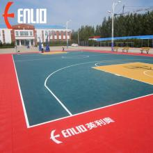 Outdoor Residential Multi Game Court Tile