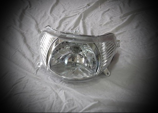 head light scooter parts