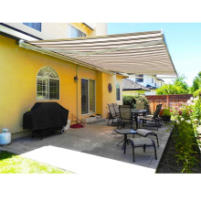 4m Manual Retractable Sun Shade Patio Awning