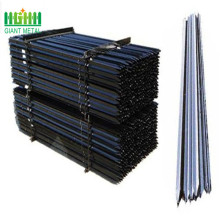 Best selling steel fence y posts