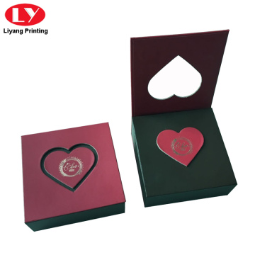 Ang Luxury nga Magnetic Gift Packing Chocolate Invitation Box