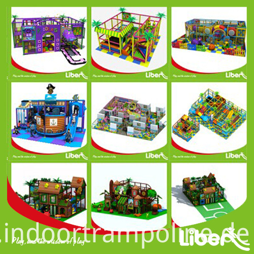 Indoor Play with Carousel Indoor Play with Jumping Bed Indoor Play with Jungle Gym