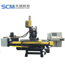 CNC Punching and Drilling Machine for Plates
