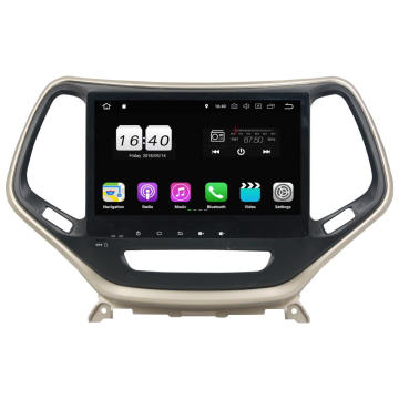 Car dvd Android per Cherokee