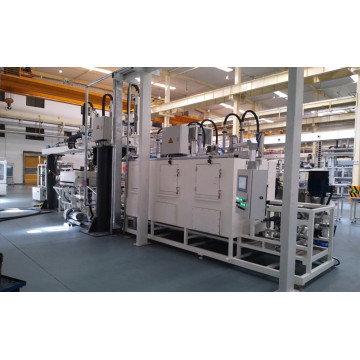 Fully Automatic Cylinder Cleaning Equipments