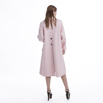 Neue Stile rosa Winter Outwear