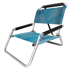 Lightweight Water Resistant Beach Chairs with Slip Pocke