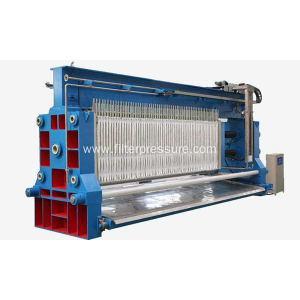 Hydraulic Chemical Industry Chamber Membrane Filter Press