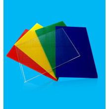 Factory supplied for Clear Acrylic Sheet colorful extruded clear acrylic perspex sheet export to Portugal Factories