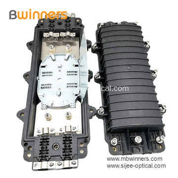 24-144 Core FTTH Optical Splice Closure Joint Closure