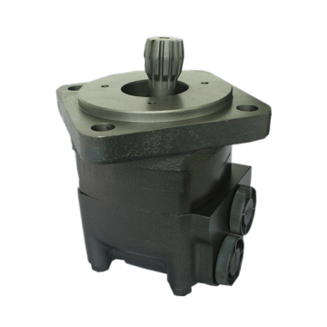 loader bucket hydraulic orbital motor