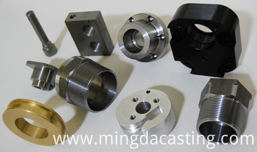 Parts investment casting